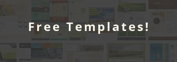 Why Not Use a Website Template and Do it Yourself?