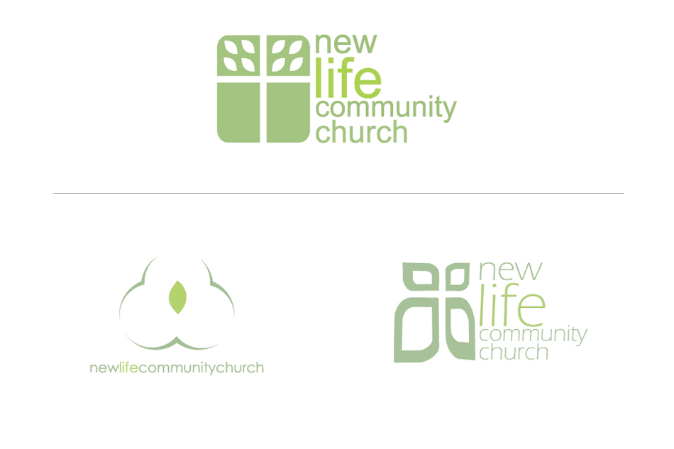 new life community church logos