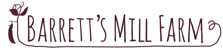Barret's Mill Farm Logo