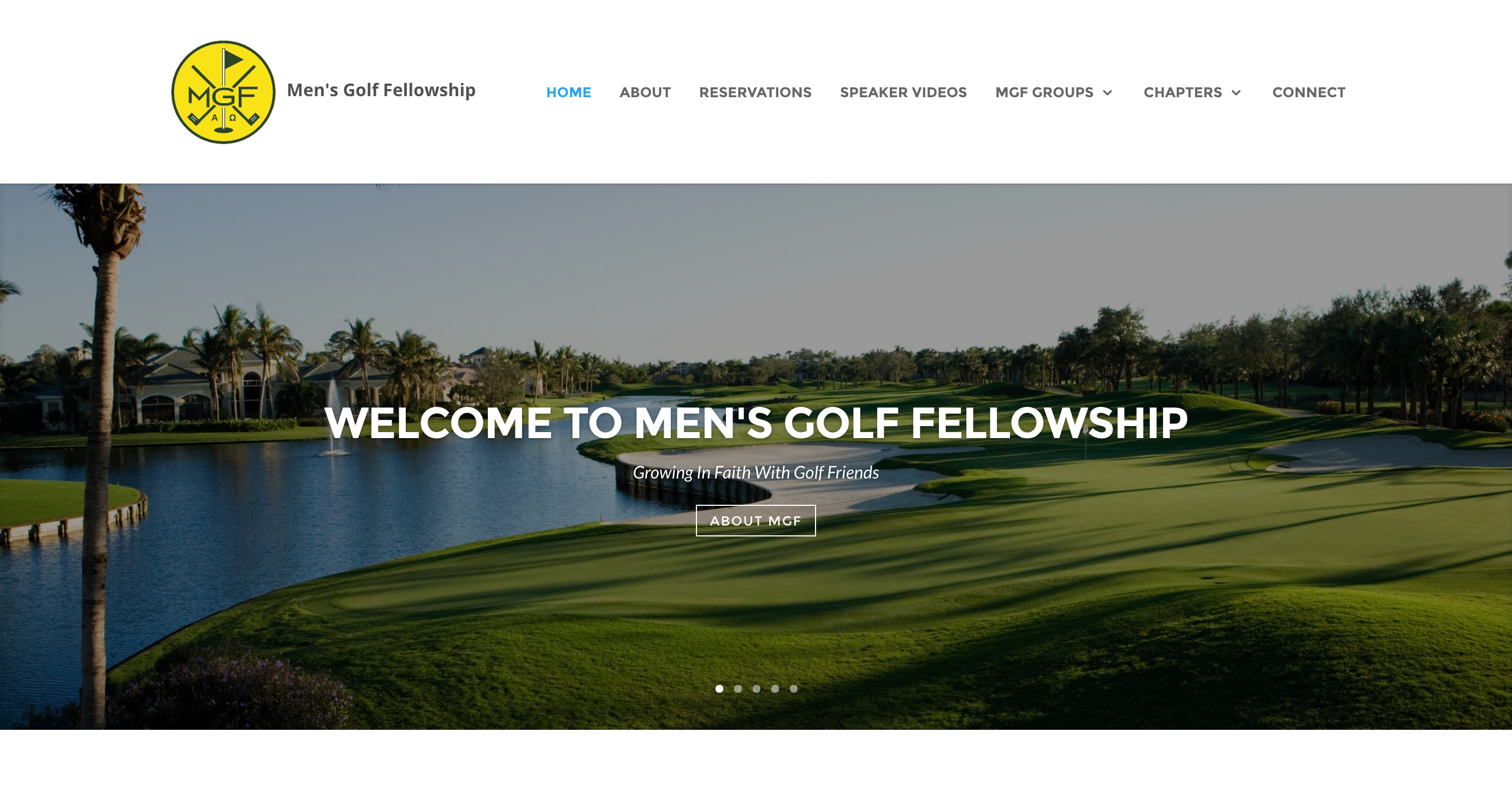 Mens GolfFellowship